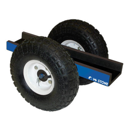 Two Wheel Slab Dolly - Mr. Stone, LLC