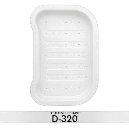 DiMonte D-320 Draining Basket (for G-239, G-319, G-322, M-320) - Mr. Stone, LLC