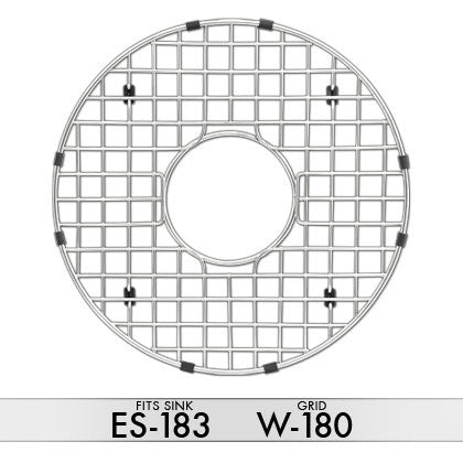 DiMonte W-180 W-180 Sink Grid (Fits Sink ES-183) - Mr. Stone, LLC