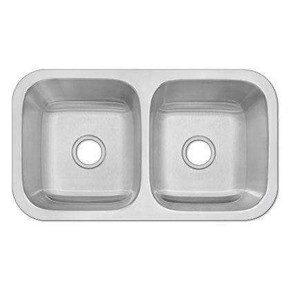 DiMonte 50-50 Sink G-319 18 Gauge - Mr. Stone, LLC