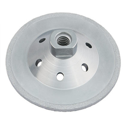 Vacuum-Brazed Cup Wheel - Mr. Stone, LLC