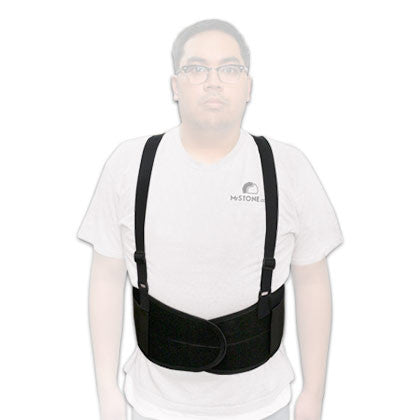 Back Support Straps - Mr. Stone, LLC