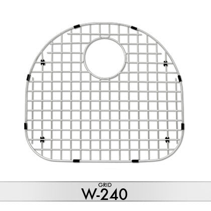 DiMonte W-240 Sink Grid (Fits Sink M-249) - Mr. Stone, LLC