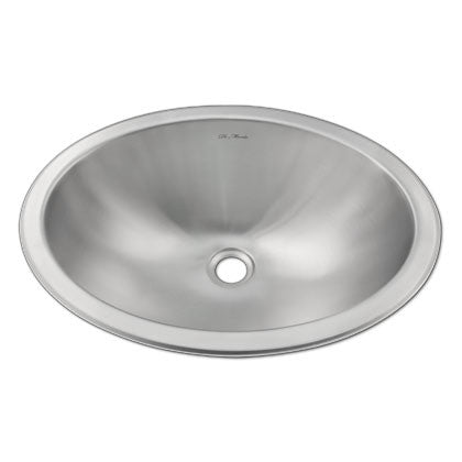 DiMonte Oval Lavatory Bowl A-180 - Mr. Stone, LLC
