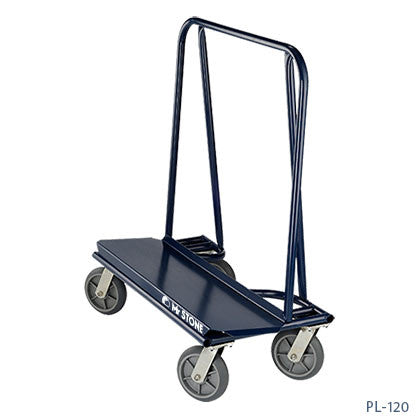 PL-120 ProLite 12 in. Deck Cart - Mr. Stone, LLC