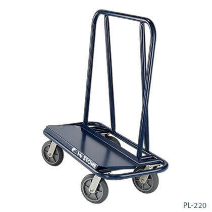 PL-220 ProLite 12 in. Deck Cart - Mr. Stone, LLC