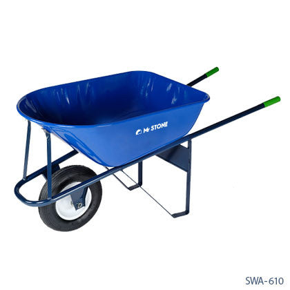 SWA-610 Series Welded Wheelbarrow - Mr. Stone, LLC