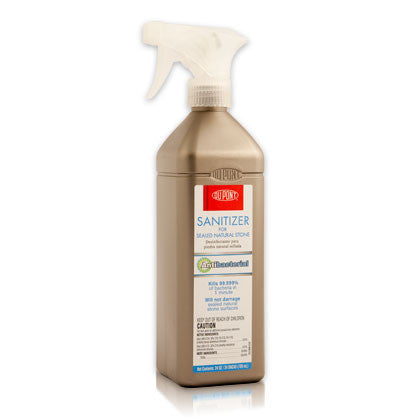 DuPont StoneTech Sanitizer for Sealed Natural Stone - Mr. Stone, LLC