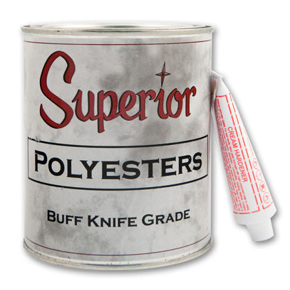 Superior Polyester Buff Adhesives