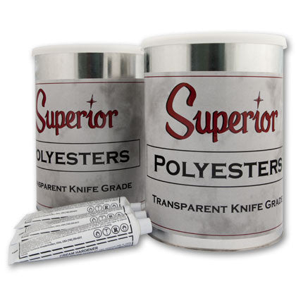 Superior Polyester 2 Pack - Mr. Stone, LLC