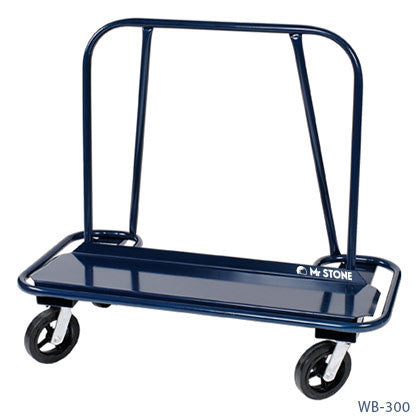WB-300 - 12 in. Drywall Cart - Mr. Stone, LLC