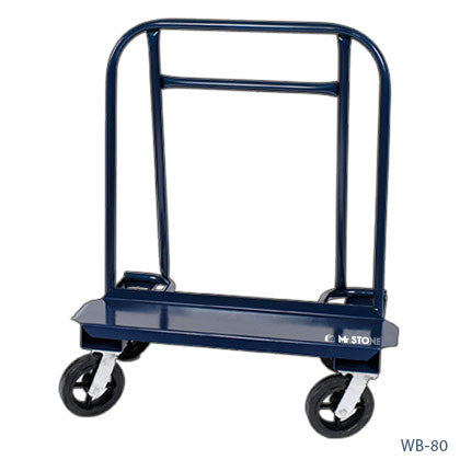 WB-80 - 9 in. Drywall Cart - Mr. Stone, LLC