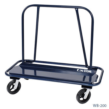 WB-200 - 12 in. Drywall Cart - Mr. Stone, LLC