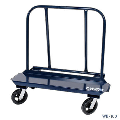 WB-100 - 12 in. Drywall Cart - Mr. Stone, LLC