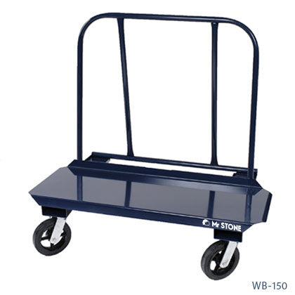 WB-150 - 18 in. Drywall Cart - Mr. Stone, LLC