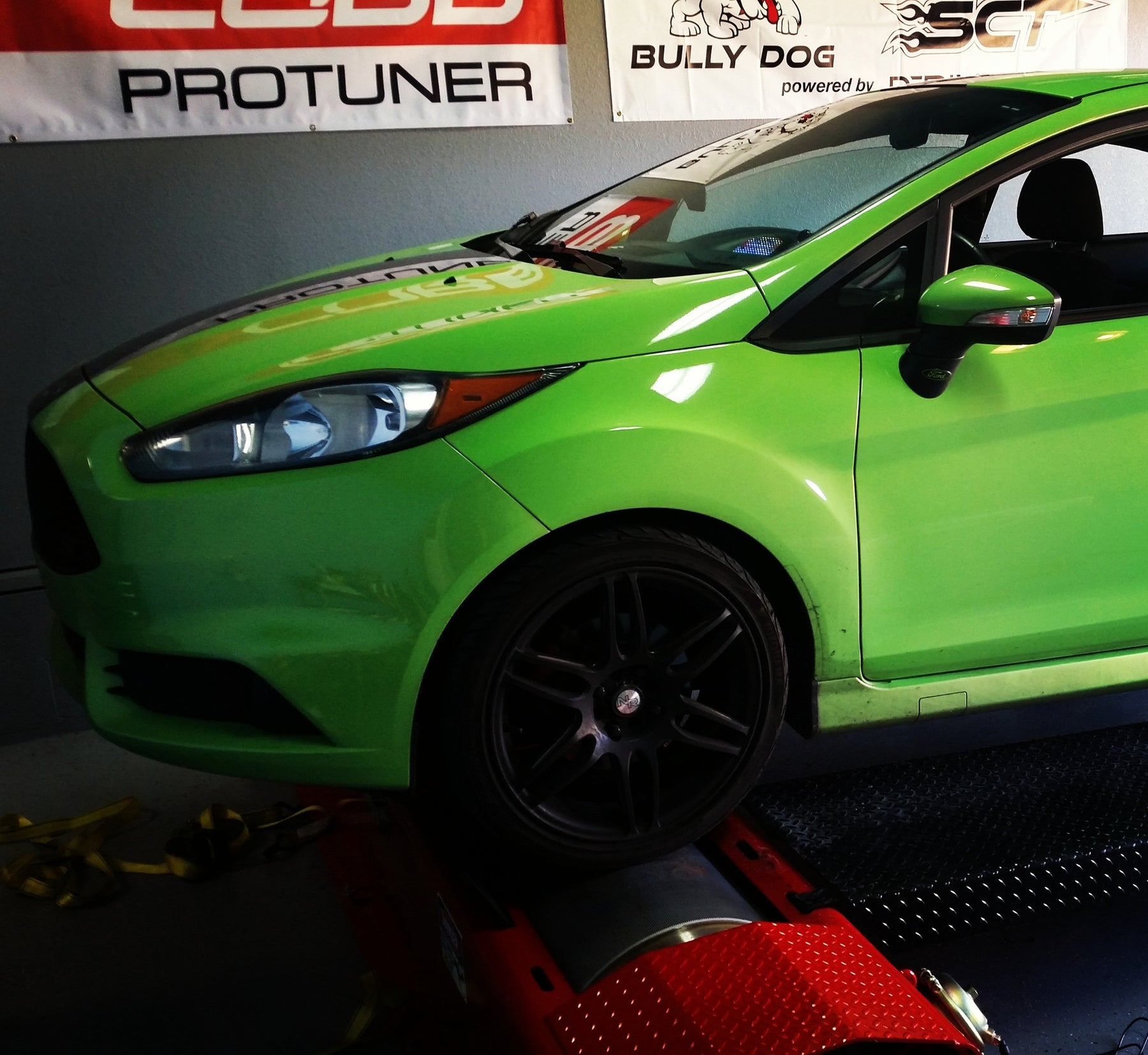 2015 Fiesta ST Stage 2 JSTUNED Custom Dyno Tune