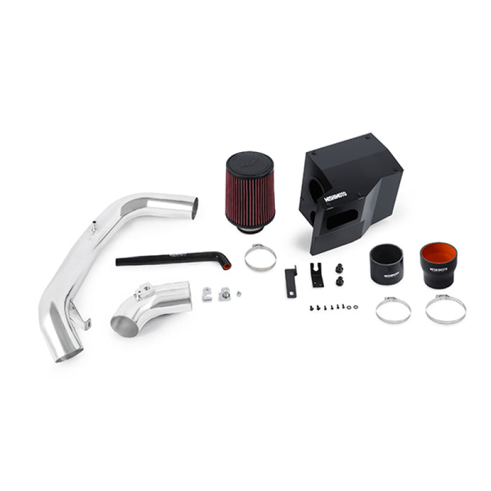Mishimoto 13-16 Ford Focus ST 2.0L Performance Air Intake Kit - Polished