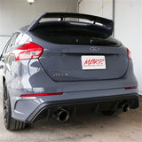 MBRP 2016+ Ford Focus RS 3in Dual Outlet Cat-Back Exhaust