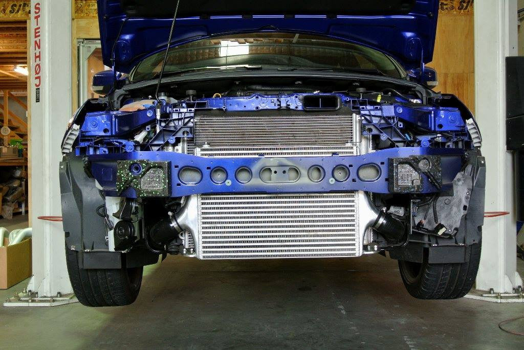 Process West Upgrade Intercooler Kit Ford Focus ST 2013-2015
