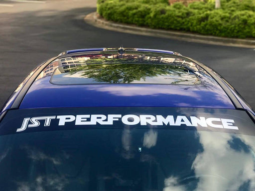 **JST Performance Windshield Banner (NEW)