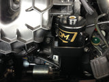 Damond Motorsports Focus ST Oil Catch Can kit Stage 1