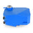 Mishimoto 2013+ Ford Focus ST/2016+ Focus RS Aluminum Expansion Tank - Wrinkle Blue