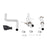 Mishimoto 14-16 Ford Fiesta ST 1.6L 2.5in Stainless Steel Resonated Cat-Back Exhaust w/ Black Tips