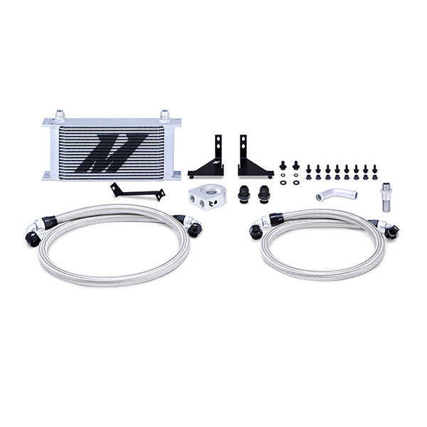 Mishimoto Oil Cooler Kit: 2014+ Ford Fiesta ST