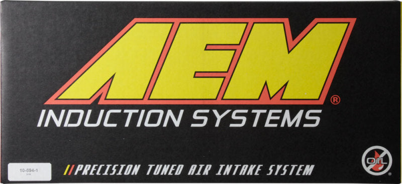 AEM Induction 13-18 Ford Focus ST 2.0L Cold Air Intake