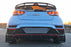Rally Armor 2019+ Hyundai Veloster N UR Black Mud Flap w/ Performance Blue Logo