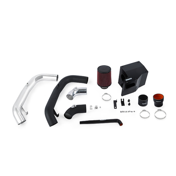 Mishimoto 13-16 Ford Focus ST 2.0L Performance Air Intake Kit - Wrinkle Black