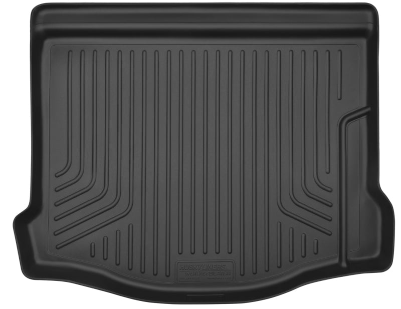 Husky Liners 2012 Ford Focus 5 Door Hatchback WeatherBeater Black Trunk Liner
