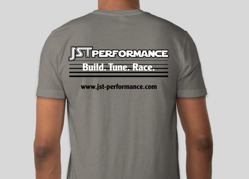 **JST Performance Build. Tune. Race. Shirt