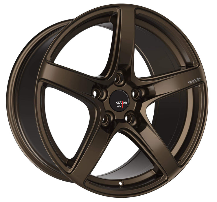 Option Lab Wheels R555 18x8.5 +40 for Focus ST/RS