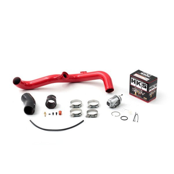 cp-e Exhale Kit for HKS/Tial Valve 14+ Ford Fiesta ST (Does Not Include BOV)
