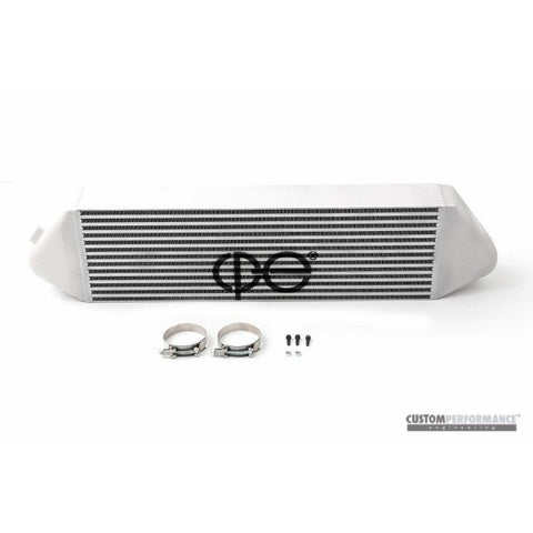 cp-e Core Lightweight OEM Front Mount Intercooler Core Titan Finish 13+ Ford Focus ST