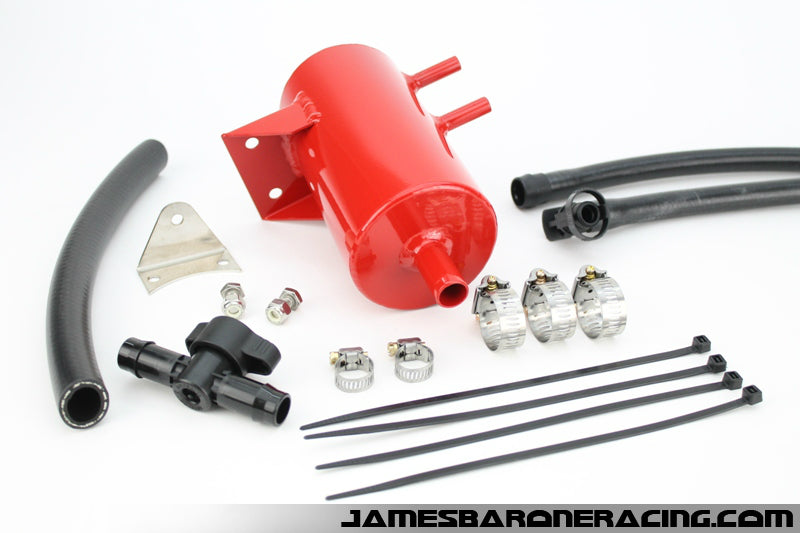 JBR Focus RS PCV Oil Catch Can Kit