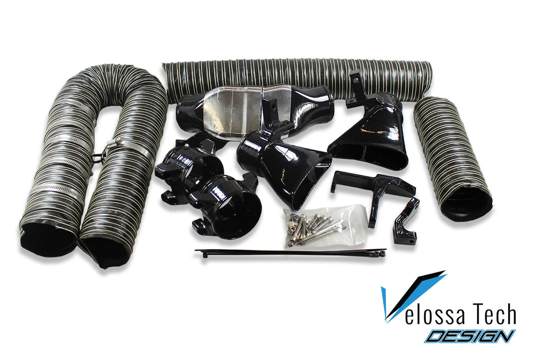 Velossa Tech 2013-2014 Focus ST Stage 2 – Brake Cooling Kit