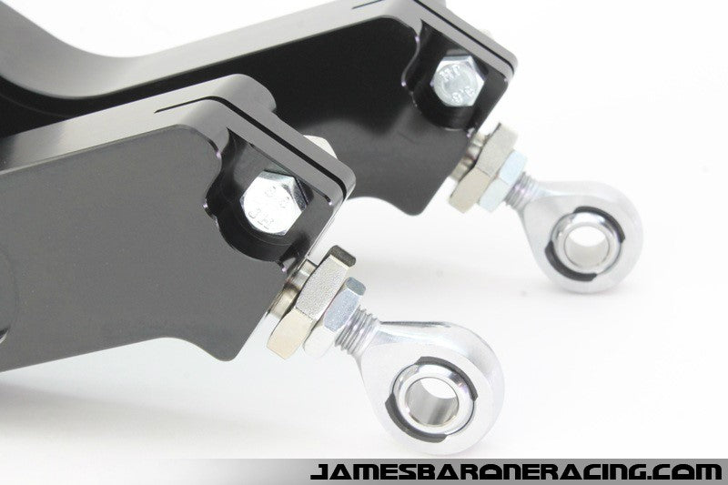 JBR Focus RS Rear Camber Arms (Pair)
