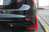 Rally Armor 13+ Ford Focus ST Black Mud Flap w/ Grey Logo