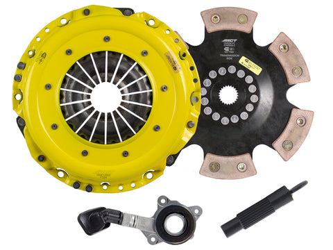 ACT HDRace Rigid 6 Pad Clutch Kit - Ford Focus RS 2016+