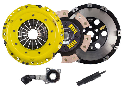 ACT HDRace Sprung 6 Pad Clutch Kit - Ford Focus RS 2016+