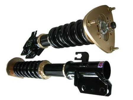 BC Racing Coilovers DR Series for 13+ Ford Focus ST
