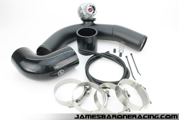 JBR Focus ST BOV Cold Side Charge Pipe Kit