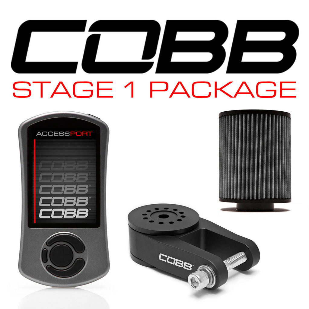 Cobb Ford Focus ST Stage 1 Power Pack with V3