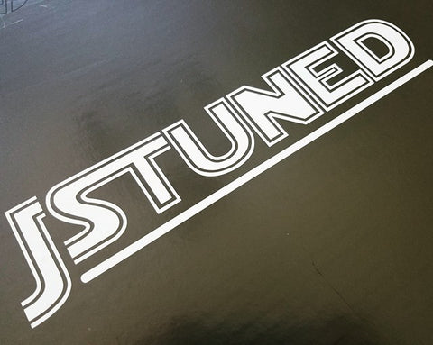 **JSTUNED Decal 2018 Style
