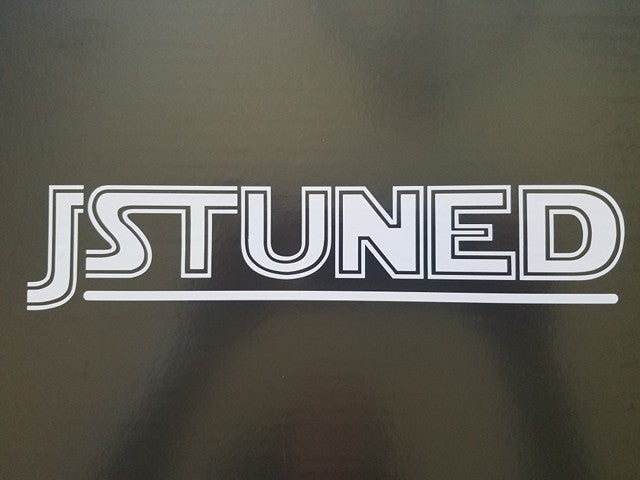 **JSTUNED Decal