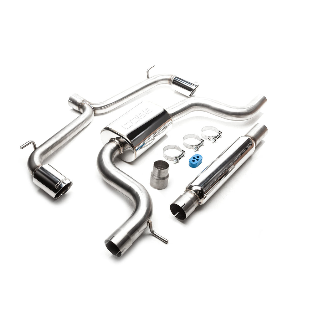 Cobb 15-16 Volkswagen GTI (MK7) Cat-Back Exhaust