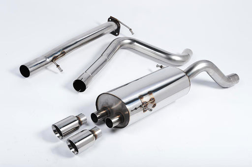 Milltek Cat-Back 2.75in Exhaust 2013+ Ford Fiesta ST