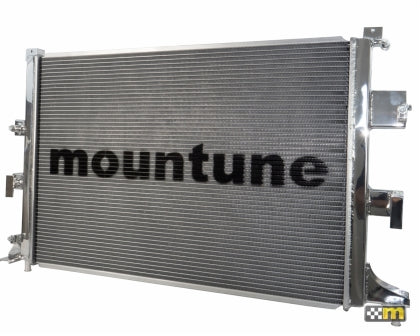 mountune 16-18 Ford Focus RS Triple Pass Radiator Upgrade